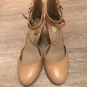 Seychelles Mary Jane low heels.